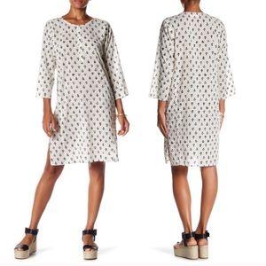 NWT Velvet Graham Spencer Daree Print Voile Dress